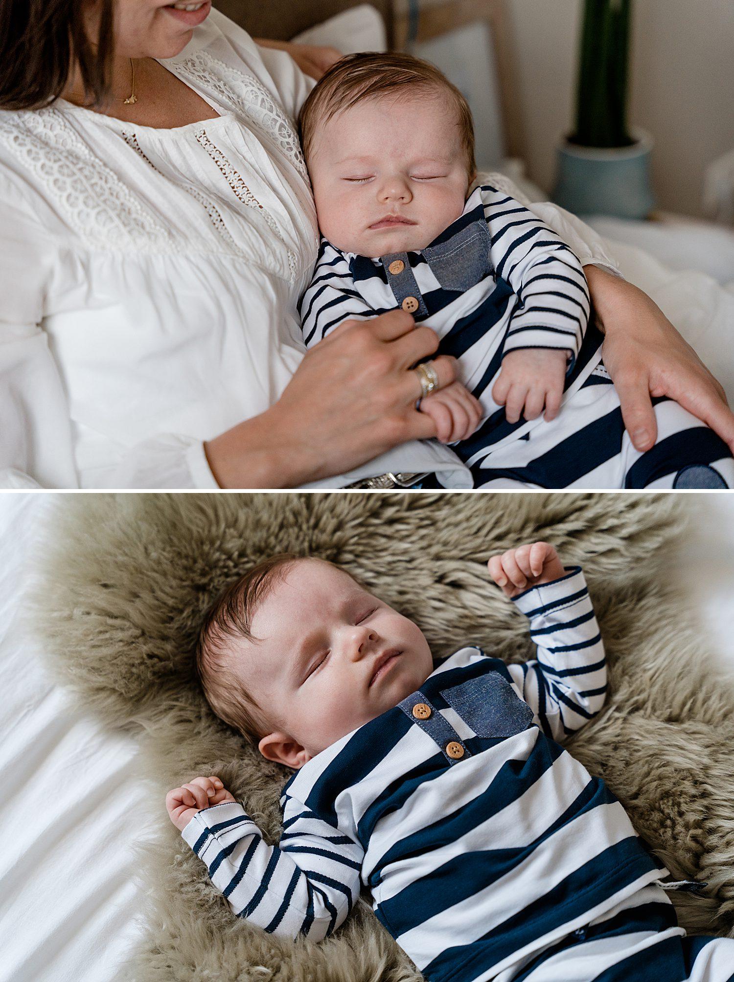 Zuiver Fotografie© Lifestyle fotografie newbornshoot Helmond